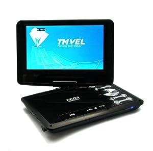 ree Multi-Region Portable DVD Player, Play An