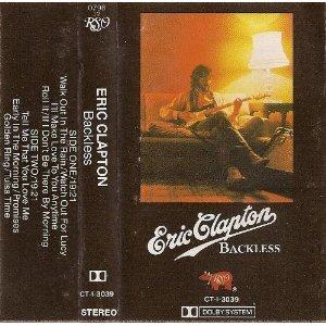 Backless (US Import) [Musikkassette]