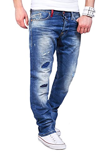 Replay Jeans WAITOM M983.634.436 - Blau [W30/L32] thumbnail