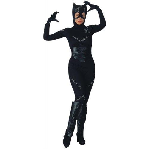 Catwoman Costume - Standard - Dress Size 10-12