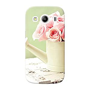 Mobile Back Cover For Samsung Galaxy Ace 4 (Printed Designer Case)