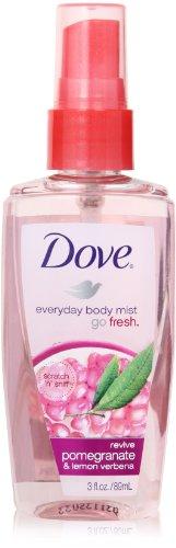 Dove go fresh Revive Body Mist, 3 Oun…