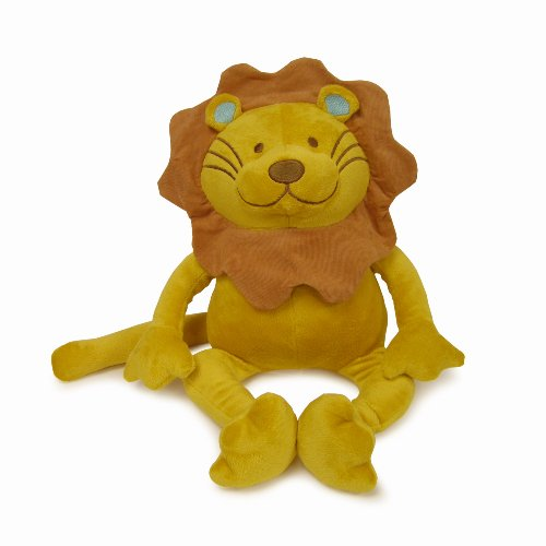 NoJo Jungle Tales Lenny the Lion, Gold