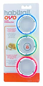 Habitrail OVO Lock Connectors