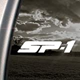 Honda Decal SP1 Truck Bumper Window Vinyl Sticker