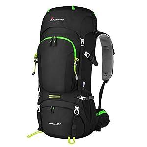 Mountaintop 登山リュック 60L 大容量 防水 軽量 リュックサック 防災リュック キャンプ用品