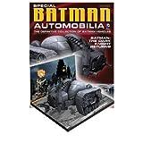 Batmobile Rare Special Limited Edition Batman Automobilia Bat Tank The Dark Knight Returns Diecast car & magazine