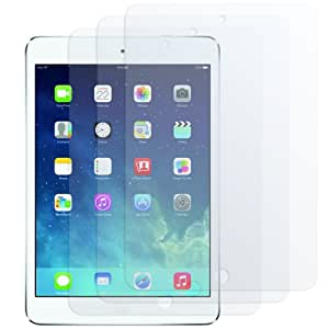 iPad Air Displayschutzfolie - 3 Stück - Premium Folien Kristallklar mit Anleitung für Apple iPad Air / iPad Air 2