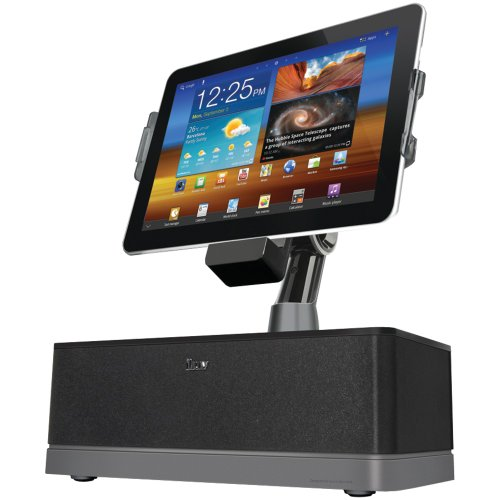 Iluv Artstation Pro Enhanced Sound System For Samsung Galaxy Tab Series Including 10.1 Inch 16Gb And 32Gb - Sm524Blk