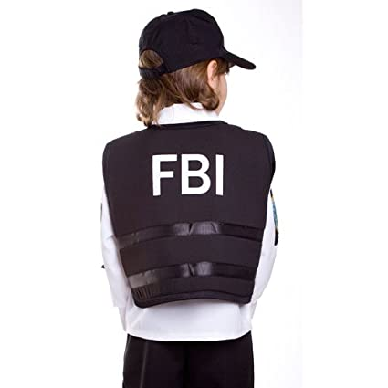 Fbi Agent Halloween Costumes Men Amazon.com Fbi Agent Costume