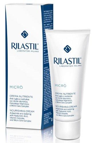 Rilastil Crema Nutriente Antirughe con Acido Ialuronico - 50 ml