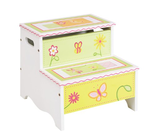 Ababy Gleeful Bugs Step-Up Storage