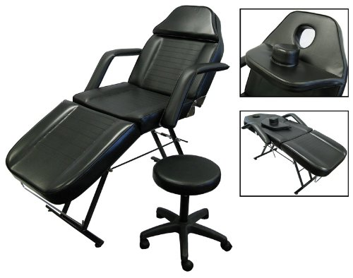 Buy Cheap New Massage Table Bed Chair Beauty Barber Chair Facial Tattoo