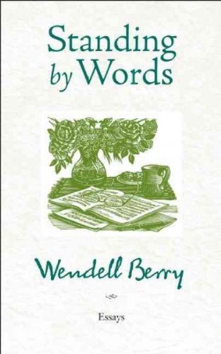 wendell berry essays pdf Coetzee's the lives of animals (1999) and wendell berry's jayber crow  in  this essay, i explore these questions through three different narrative forms.