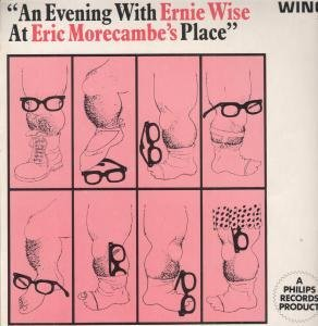 AN EVENING WITH ERNIE WISE AT ERIC MORECAMBE'S PLACE LP (VINYL) UK WING