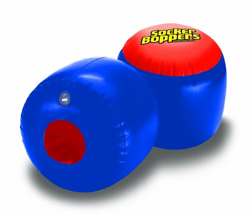 Socker Boppers Sumo: Big Time Toys Socker Bopper (Colors May Vary) 885793626305