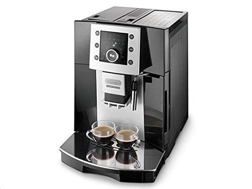 DeLonghi ESAM 5400 Kaffee-Vollautomat Cappuccino System (1.7 l, 15 bar, 1350 Watt, Dampfdüse) Schwarz thumbnail