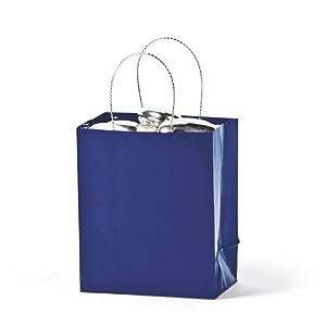 Mini Blue Gift Bags (2 dz)