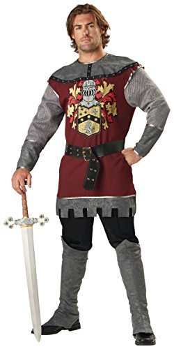 The Noble Crusader Men's Costume