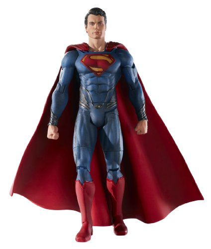 Superman Man of Steel Movie Masters Superman Actio