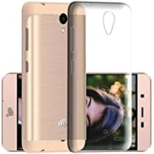 Micromax Vdeo 2 q4101 Case Back Cover ,Lightweight,Shock Absorbing Transparent Soft Back Case Cover For Micromax Vdeo 2 q4101
