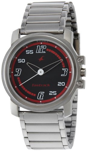 Fastrack Upgrades Analog Black Dial Mens Watch - NE3039SM08