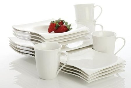 Maxwell & Williams 16 Piece Motion Dinner Set from Maxwell Williams