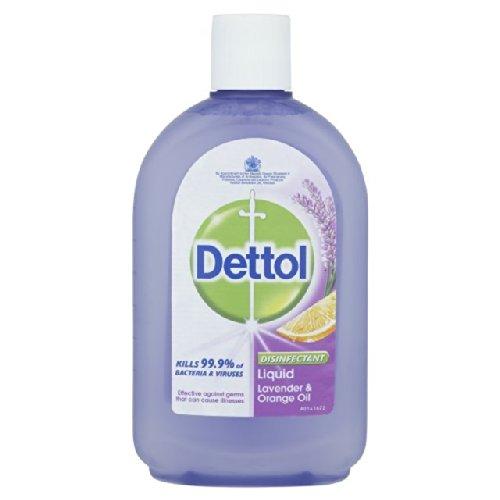 Dettol Disinfettante Liquido Lavanda E Arancia 500ml