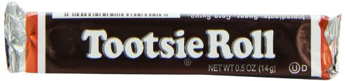 Tootsie Roll Candy 14 g (Pack of 24)