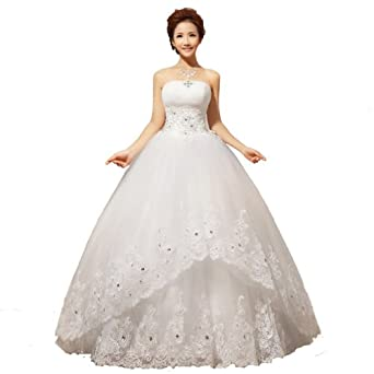 At amazon women s clothing store cheap wedding dresses for bride