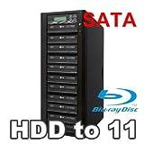 Spartan 12X 11 Targets  SATA Blu