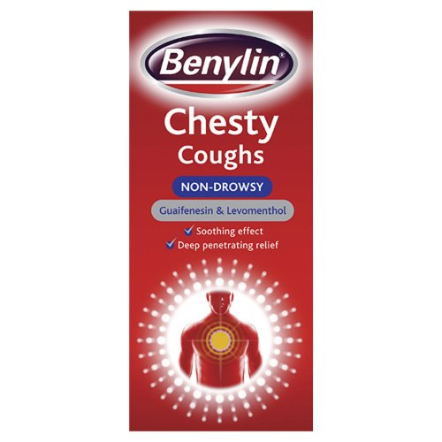 Benylin Chesty Cough Non-Drowsy Mixture Syrup - 300ml