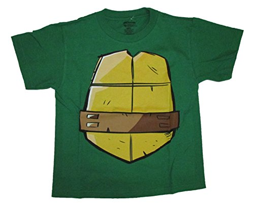 Teenage Mutant Ninja Turtles Costume Green Graphic T-Shirt