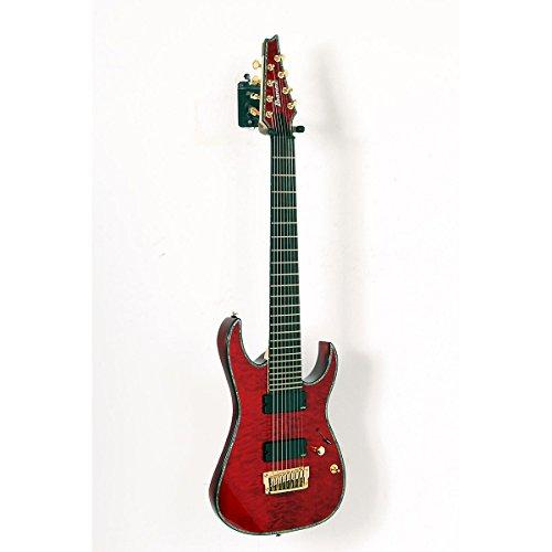 Ibanez Iron Label Rg Series Rgix28Feqm 8-String Electric Guitar Regular 888365179643