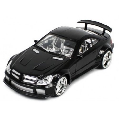 Mercedes Benz Sl65 Amg Black Series Electric Rc Car 1:18 Rtr (Colors May Vary)
