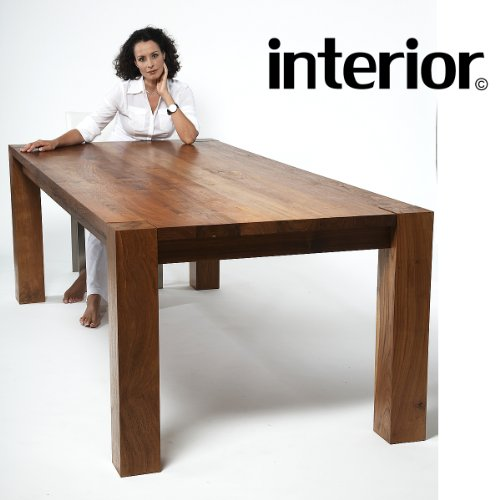 Infinita - Infinita Le Teak Interior Table B Rectangular Oiled Finish