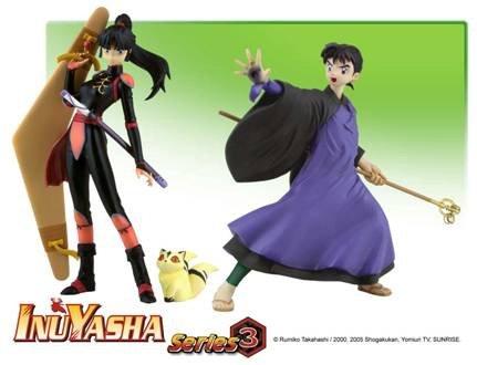 InuYasha: Miroku and Sango PVC Figure