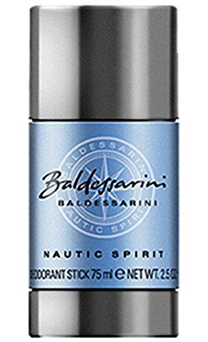 Baldessarini Nautic Spirit Deodorante Stick, Uomo, 75 ml