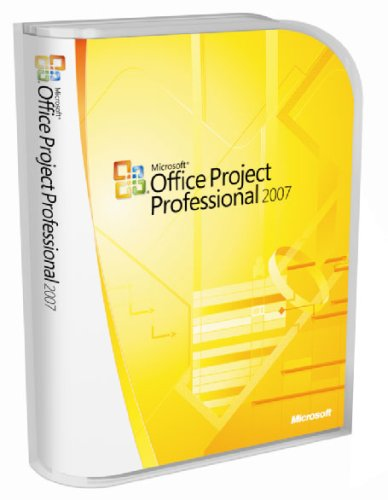 Microsoft Project Professional 2007 1 Client [Old Version]