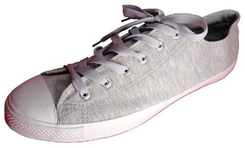 Andres Machado Women's GRAY Canvas Last Generation Tennis Big Size Shoes