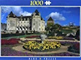 King 1000 piece Jigsaw Puzzle of Chateau