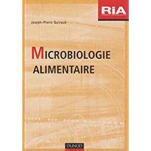 Microbiologie alimentaire livre