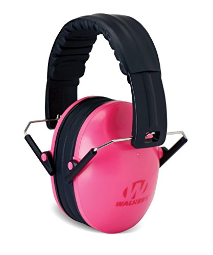 Walker's Children-Baby & Kids Hearing Protection/Folding Ear Muff, Pink (Kids Ear Muffs compare prices)