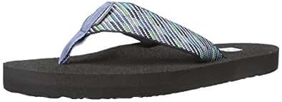 Teva Men's Mush II Flip Flop,Nitro Grey,7 M US