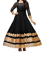 Poonam Fab-Unstitch Dress Material_Gold_patta