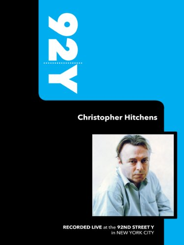 92Y- Christopher Hitchens (June 8, 2010)