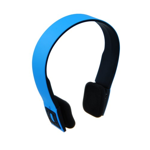 Victsing Sports Over The Head Wireless Bluetooth Stereo Headset Headphone Black For Iphone 5 5G 5S 4S 4 Ipad 4 3 2 Ipad Mini Samsung Galaxy S4 Siv S3 Siii S2 Sii S1 Note 3 Note 2 Note 1 Htc One M7 Sony Xperia Z L36H L36I Nokia Lumia 925 Lg Optimus G Nexus