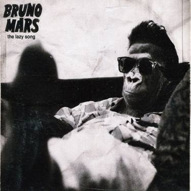 Bruno Mars - The Lazy Song (CDS) - Zortam Music