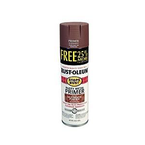 Rust Oleum 254148 Stops Rust 15 Ounce Rusty Metal Primer Spray Paint Rustoleum Rusty Metal