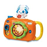 Dynamic VTech Pop Up Puppy Camera - Cleva Edition ChildSAFE Door Stopz Bundle